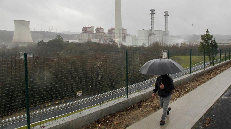 Imagen de archivo de una de las últimas concentraciones de los trabajadores de Alu Ibérica