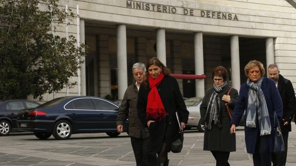 Cospedal hace suyo el informe del Consejo de Estado sobre el Yak-42.Federico Trillo