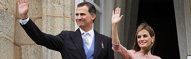 Felipe VI y Letizia Ortiz han tenido un sentido recuerdo para las víctimas del Alvia.La duquesa de Cambridge en su último acto oficial.