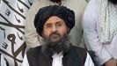 el mulá Abdul Ghani Baradar, en una imagen tomada el pasado día 16.