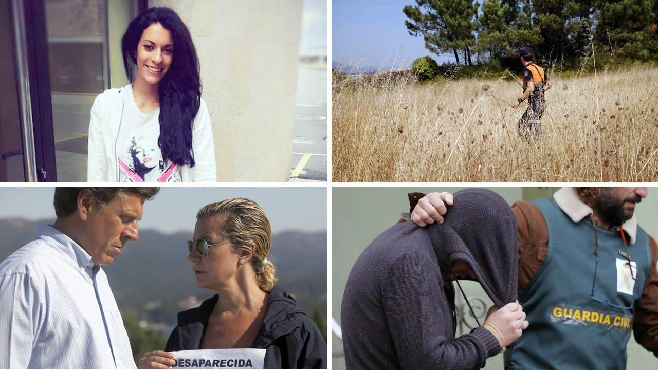 Diana Quer: 500 días de incógnitas con un desenlace fatal.Imágenes subidas por Valeria Quer y por Diana López-Pinel a sus cuentas de Instagram