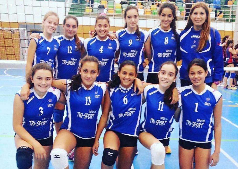 Las jugadoras de Verónica Contreras quieren coronar la temporada con su pase al torneo nacional