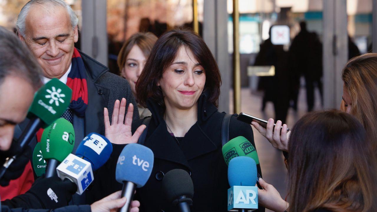 La granadina Juana Rivas perdió la custodia de sus hijos el pasado mes de marzo
