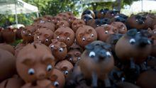 La tradición alfarera recala de nuevo en Oleiros