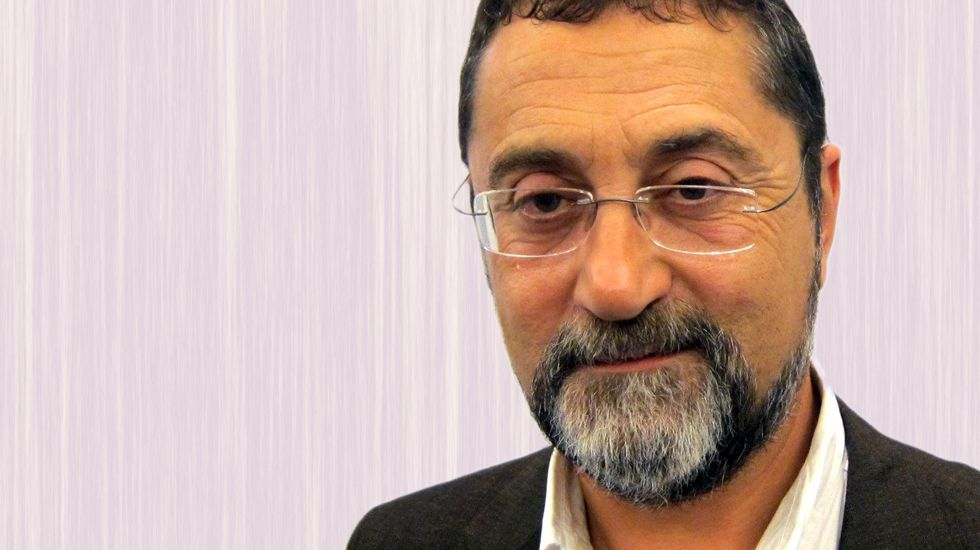 Álvaro Díaz Huici, director de Ediciones Trea