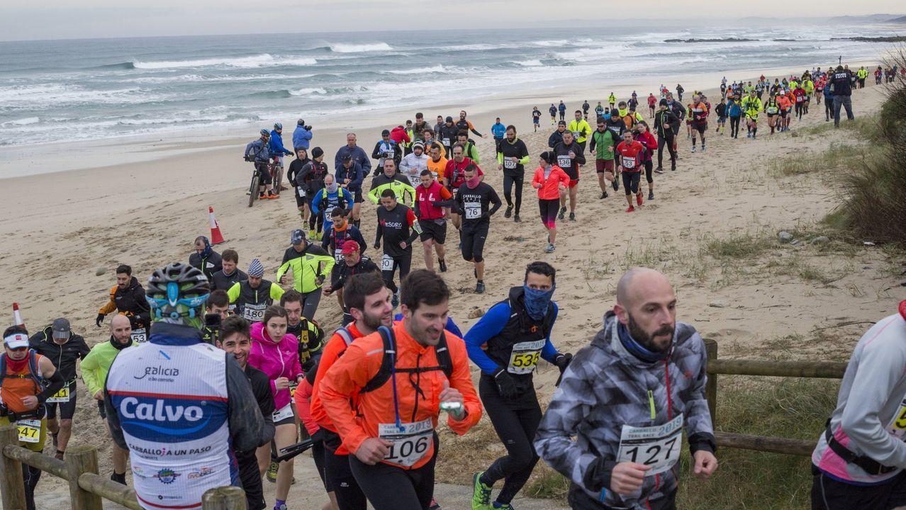¡El Carballo Trail Race, en imágenes!