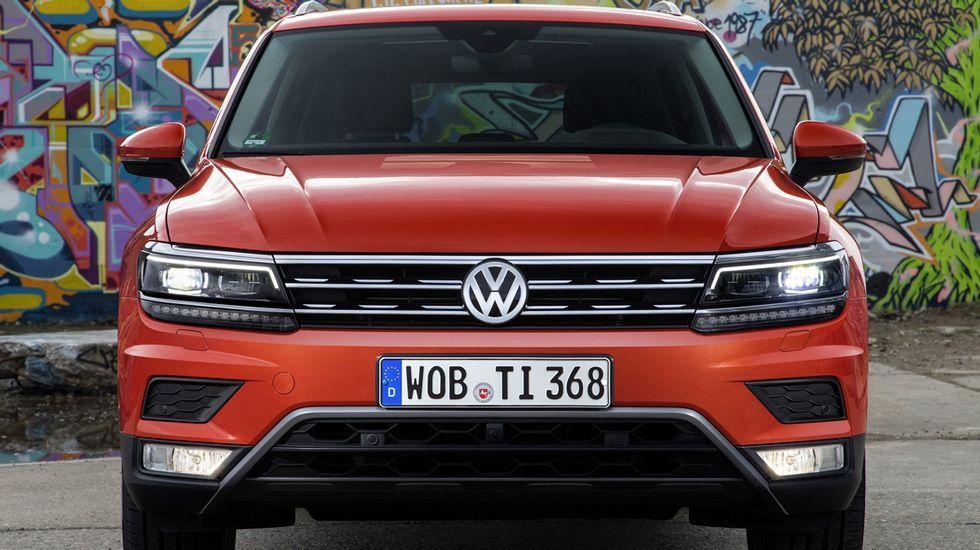 Nuevo VW Tiguan: a ver quién lo mejora