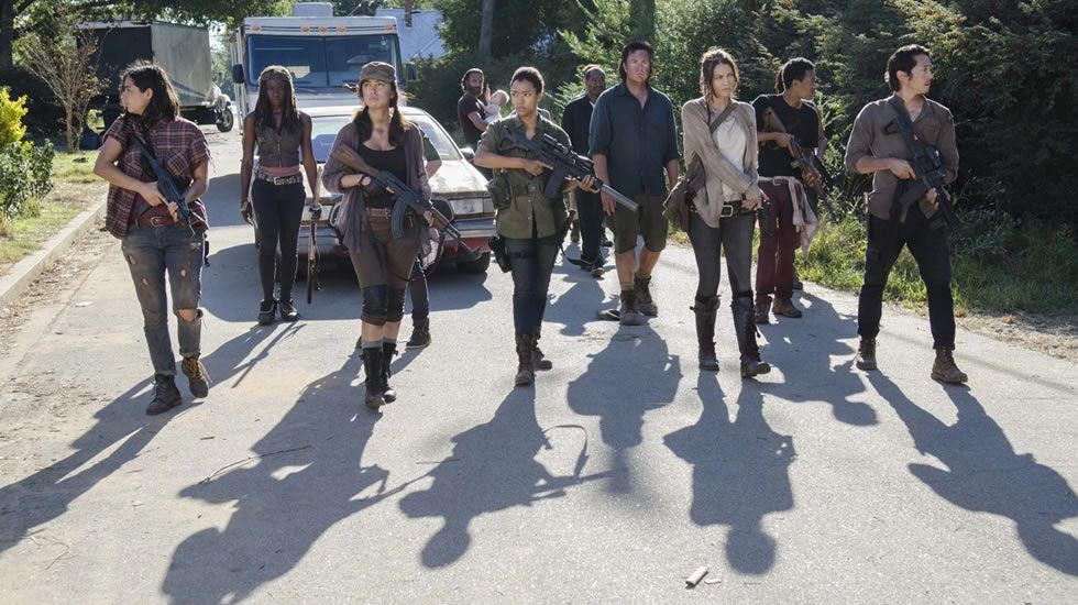 «The Walking Dead», así arranca la primera temporada