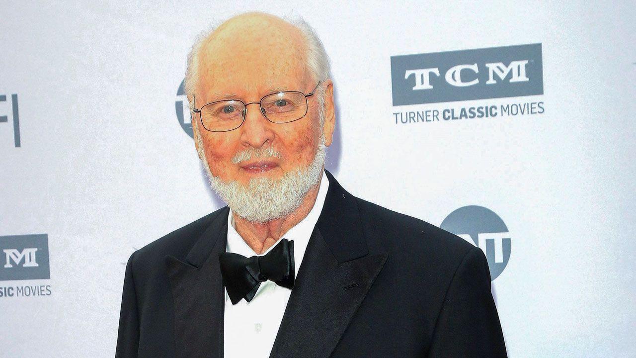 El compositor John Williams a su llegada a los premios del Instituto de Cine Americano (AFI) en Los Ángeles (Estados Unidos)