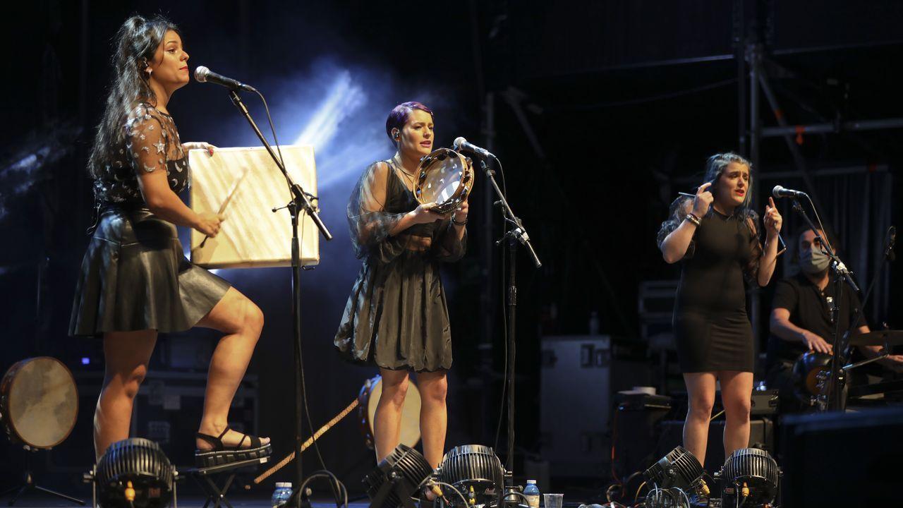 Tanxugueiras ofrece un concierto en Vilalba