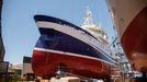 Nodosa repara dos barcos científicos del IEO