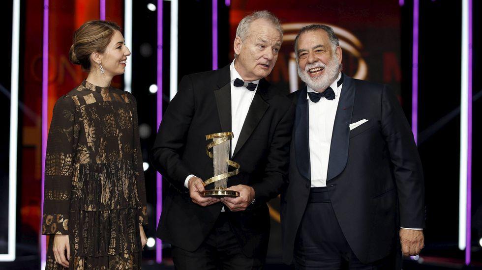El tributo de Pixar al mundo del cine.Fernando Cayo, José Pedro Carrión y Alfonso Lara protagonizan Páncreas, de Patxo Tellería.