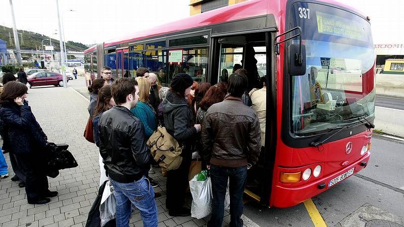 El bus urbano transportó el año pasado a 21,6 millones de pasajeros
