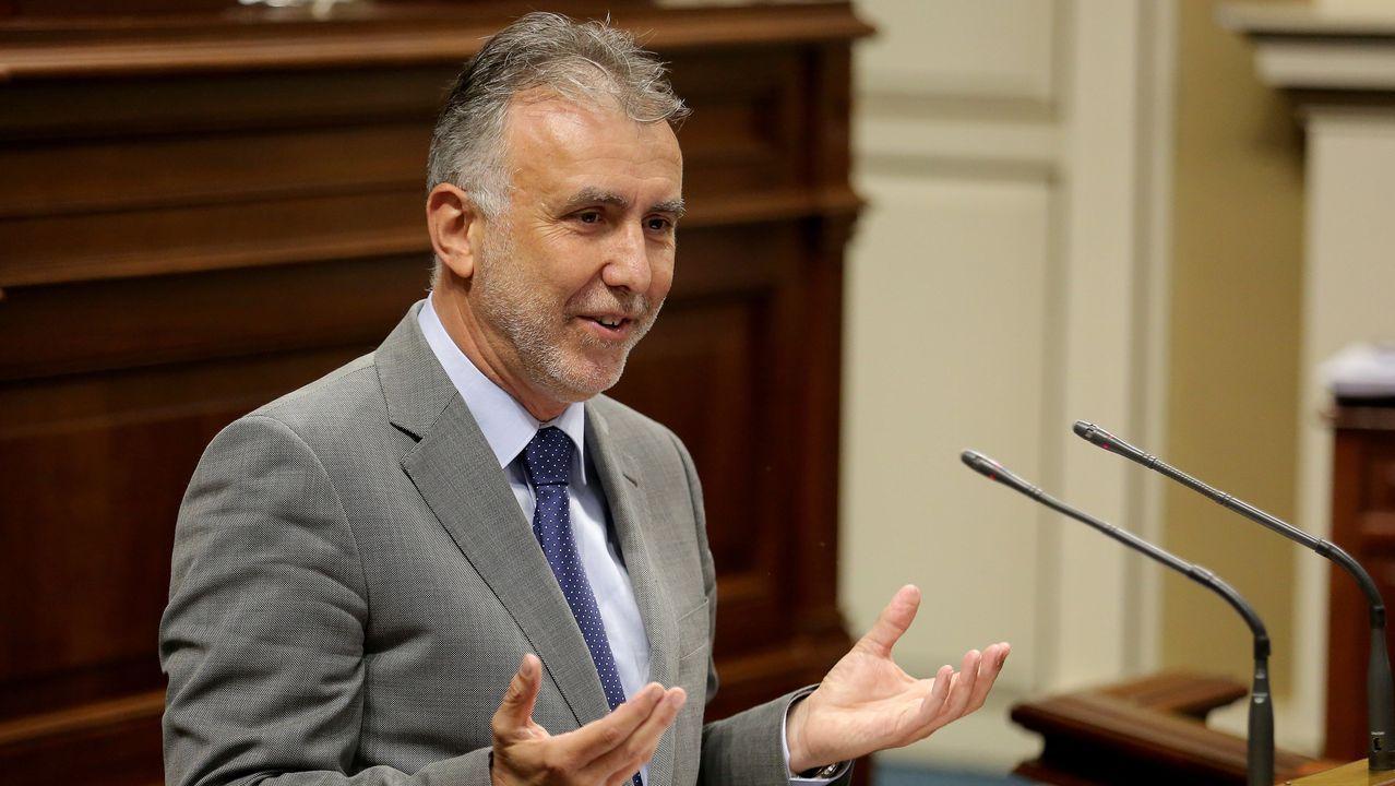 Ángel Víctor Torres, nuevo presidente de Canarias