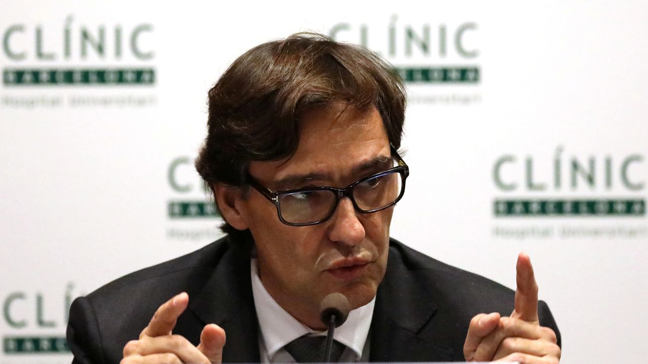 Pedro Sánchez comunica los cambios en el Gobierno.La portavoz del Govern, Meritxell Budó