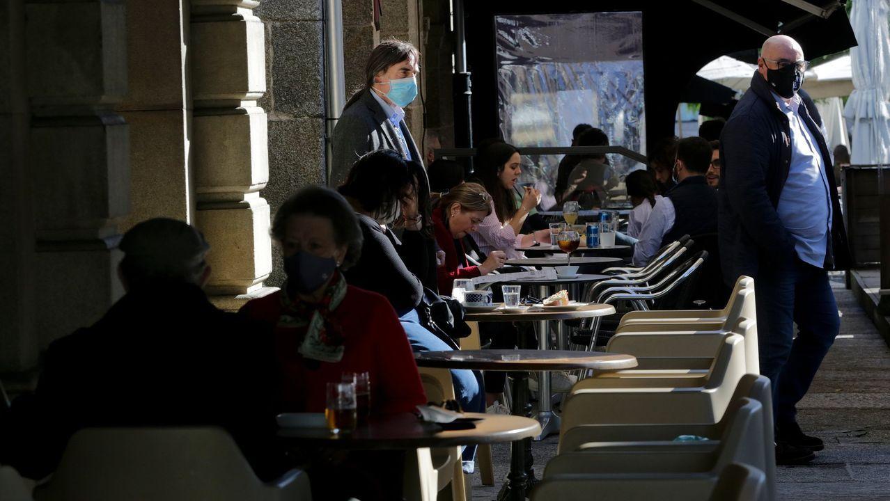 Los hosteleros no tendrán que pagar por las terrazas durante el 2021