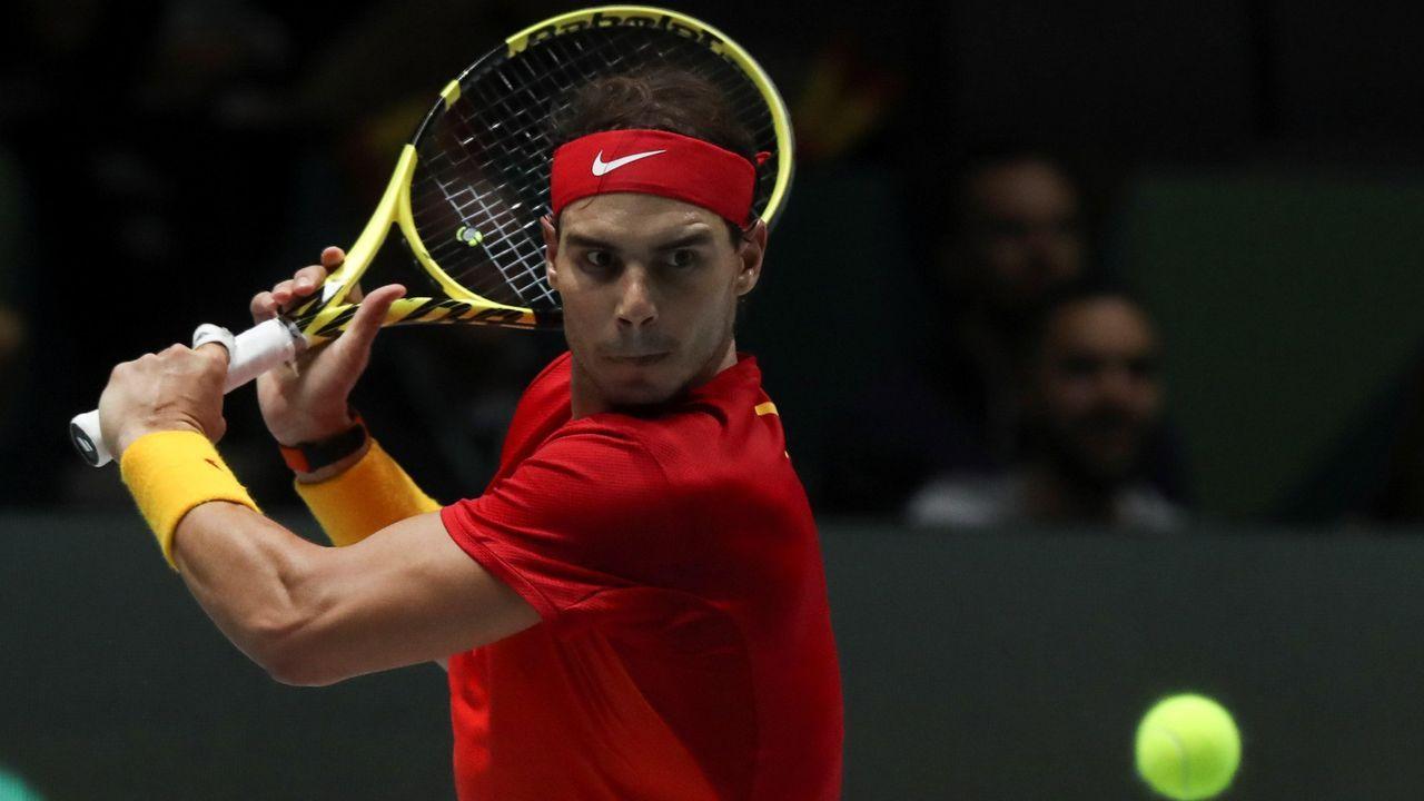 Resumen de la Copa Davis