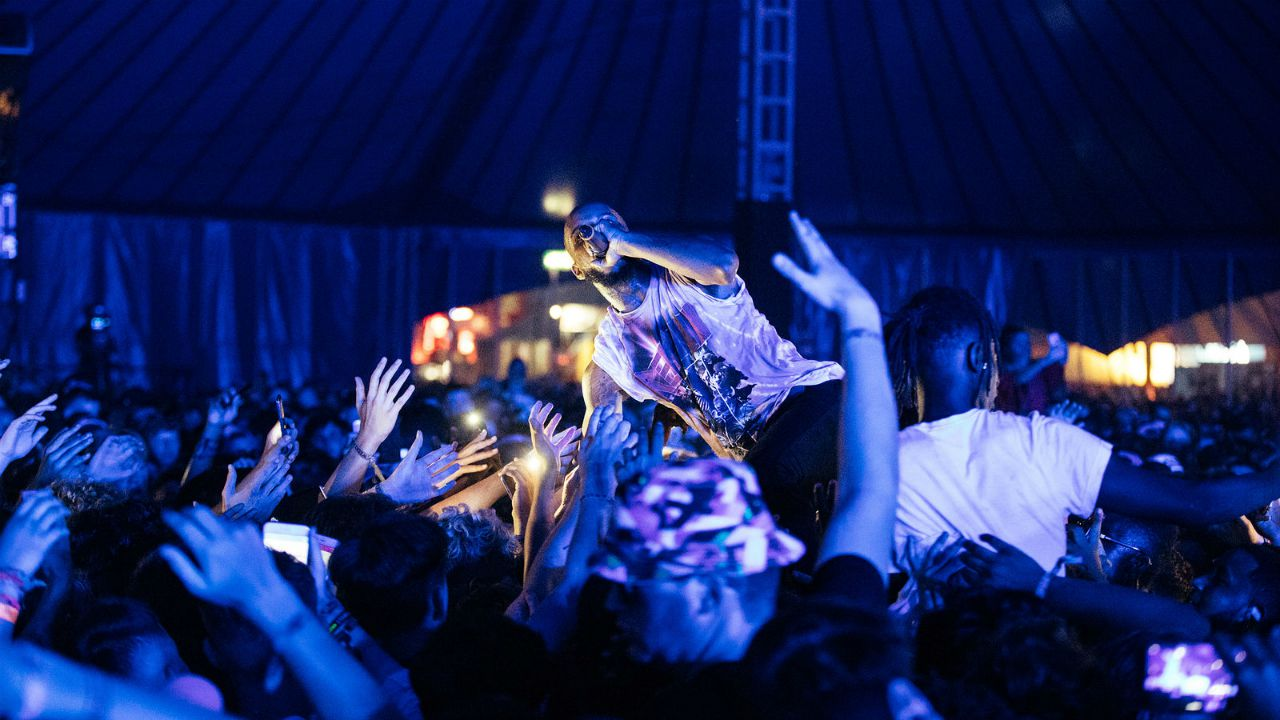 La Carballeira de Zas, una cita ineludible.Tory Lanez en su concierto en Reading Festival 2017, en Inglaterra