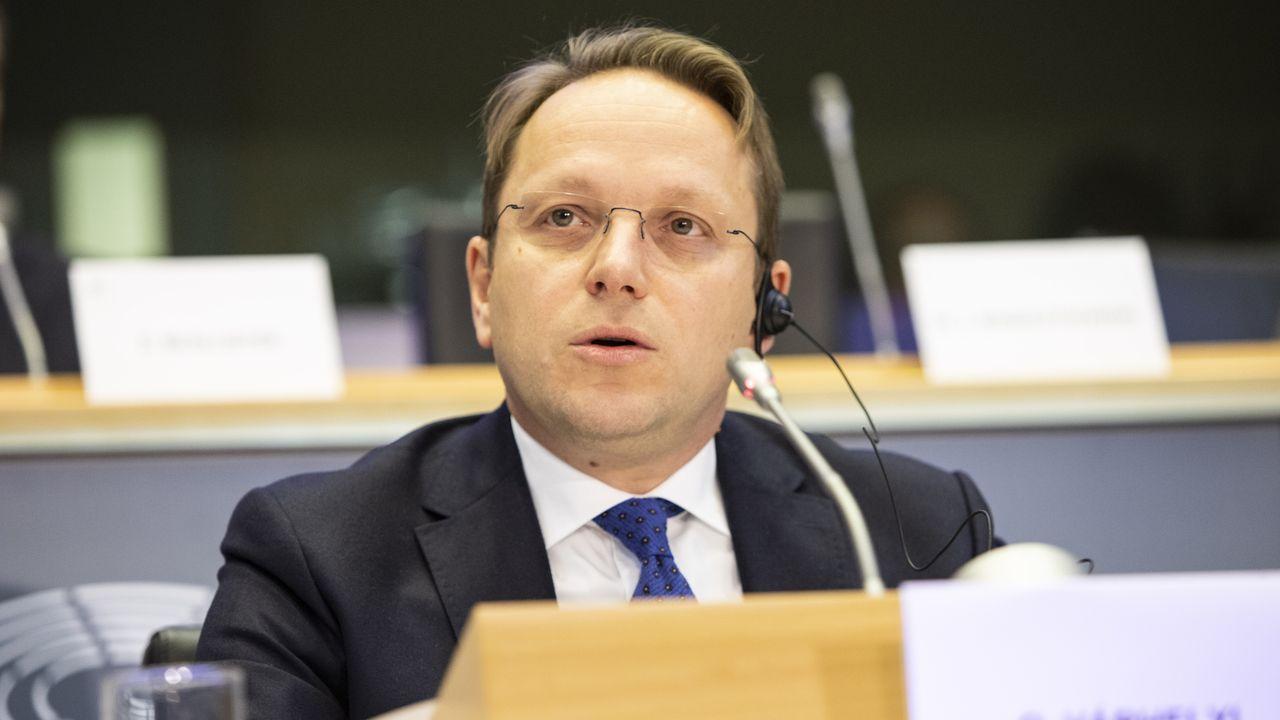 El húngaro Olivér Várhelyi  designado para ocupar la cartera de Ampliación y Vecindad