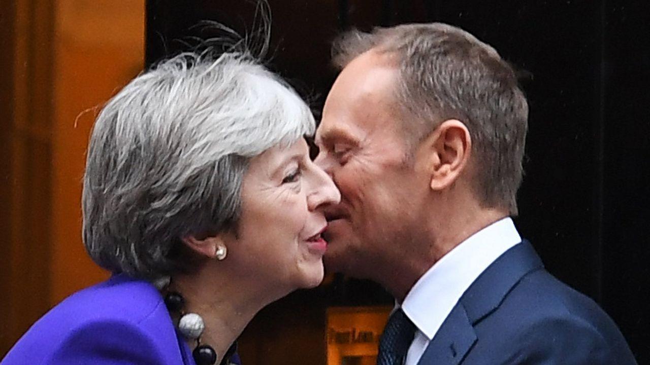 Barnier intentó marcarle el camino a May esta misma semana, pero la británica prefirió enfilar hacia el lado contrario