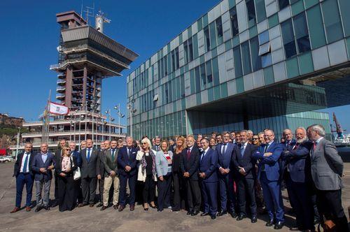 El encuentro de las 28 autoridades portuarias del Estado, hoy, en Gijón