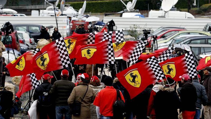 Homenaje a Schumacher