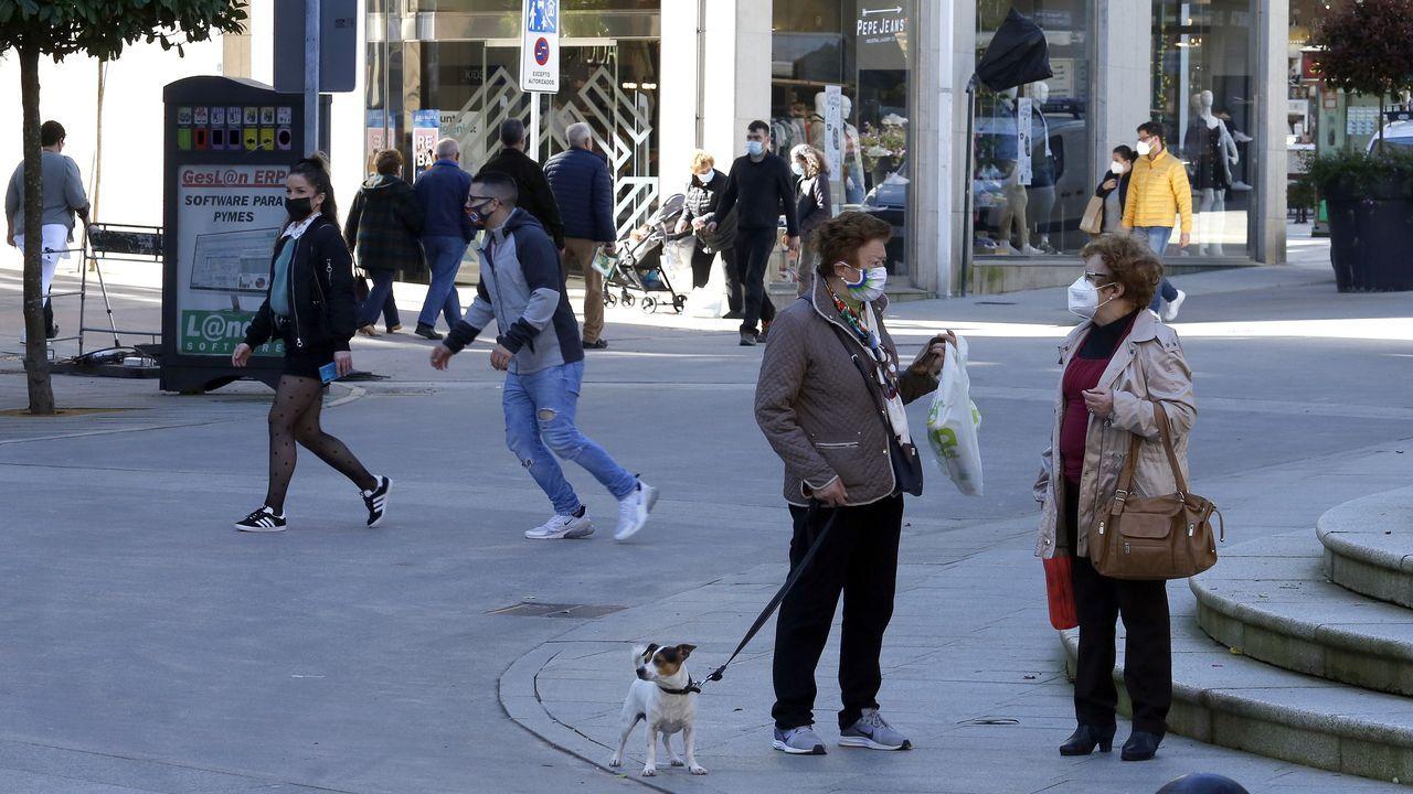 En Ribeira no se detectaron nuevos contagios en los últimos siete días