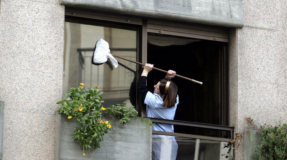 Los vecinos afectados consideran que una nueva línea de media tensión no es necesaria.
