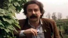 Juan Cueto, en los años 80, en el programa de TVE «Esta es mi tierra»