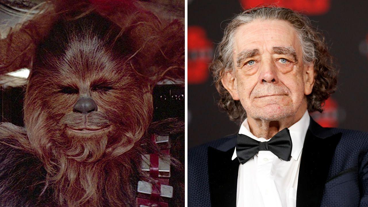 Muere Peter Mayhew, el famoso Chewbacca de Star Wars