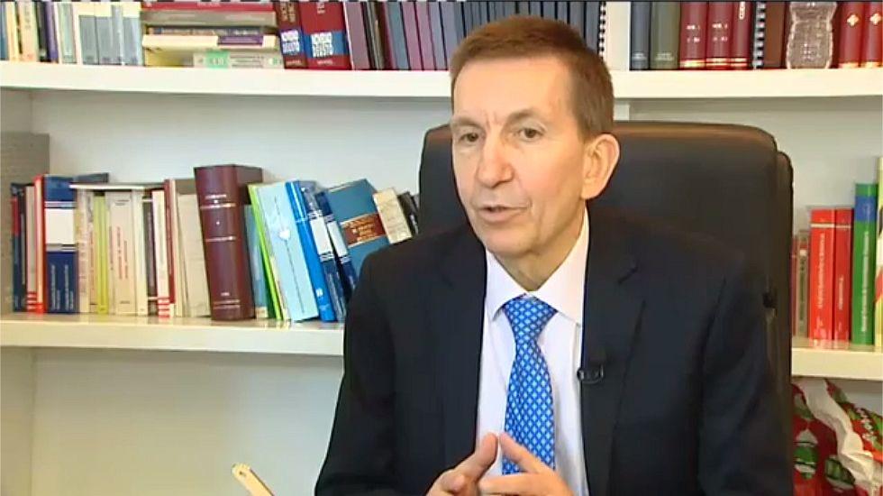 CISH.El fiscal general del Estado, José Manuel Maza