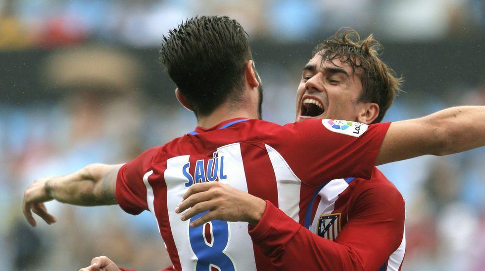 El Atlético-Deportivo, en fotos