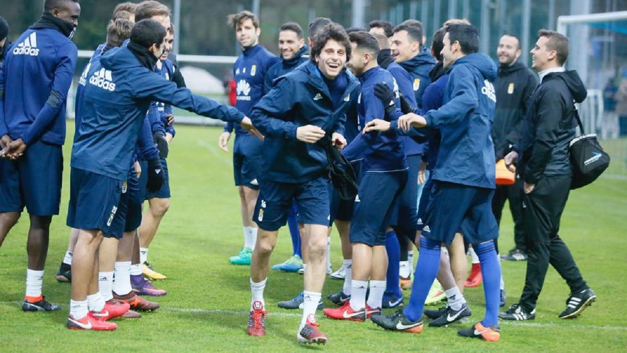 Fabbrini Requexon Real Oviedo