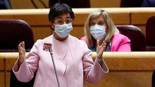 La ministra de Exteriores señaló como ejemplo de noticias objeto de este plan que en Estados Unidos «se ha sugerido que beber lejía» ayudaba a «combatir» el coronavirus