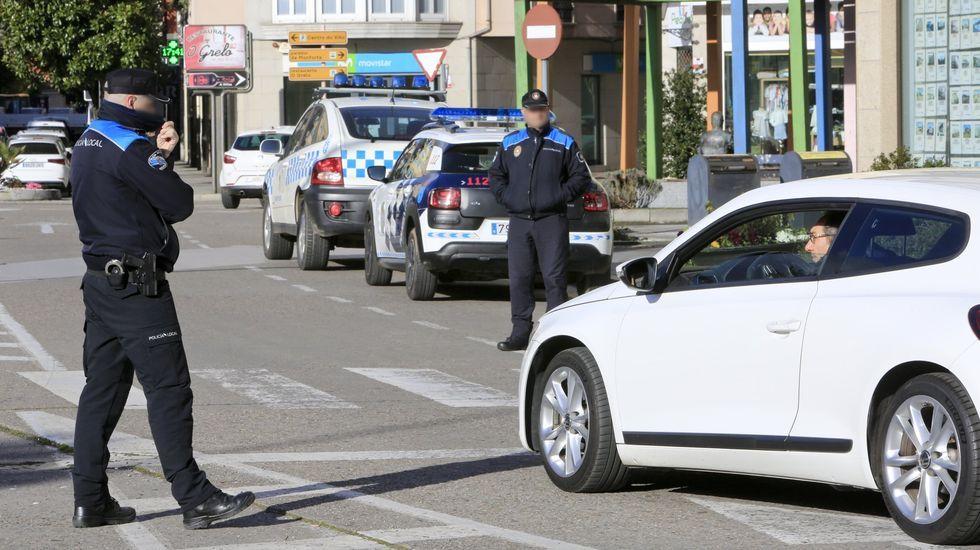 Control en Monforte a cargo de la Policía Local, que se verá reforzada con esas tres plazas