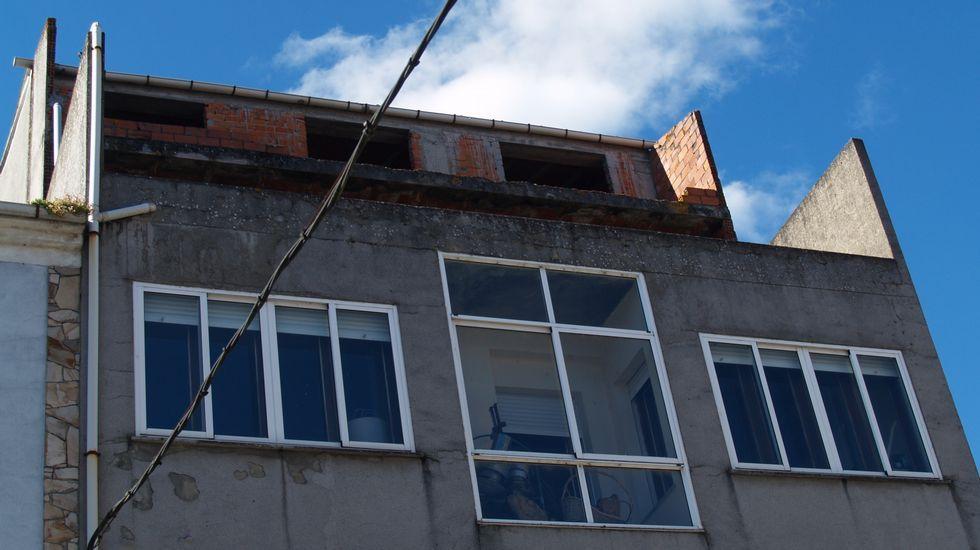 El ático fue adquirido en el año 1990 y todavía esta sin rematar