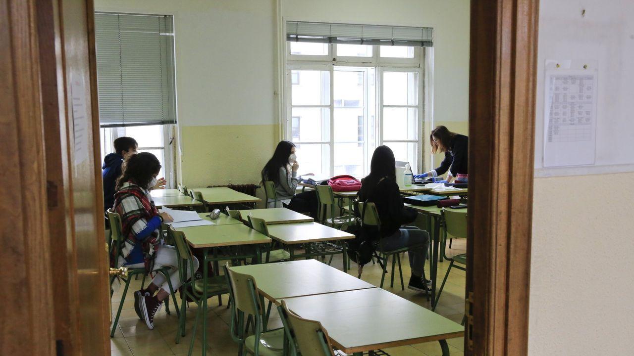 Cinco centros da provincia de Lugo participarán no programa CUALE o vindeiro curso