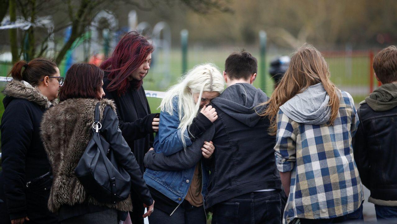 Jodie Chesney fue acuchillada en el parque  un distrito del este de Londres que no tiene cifras altas de criminalidad