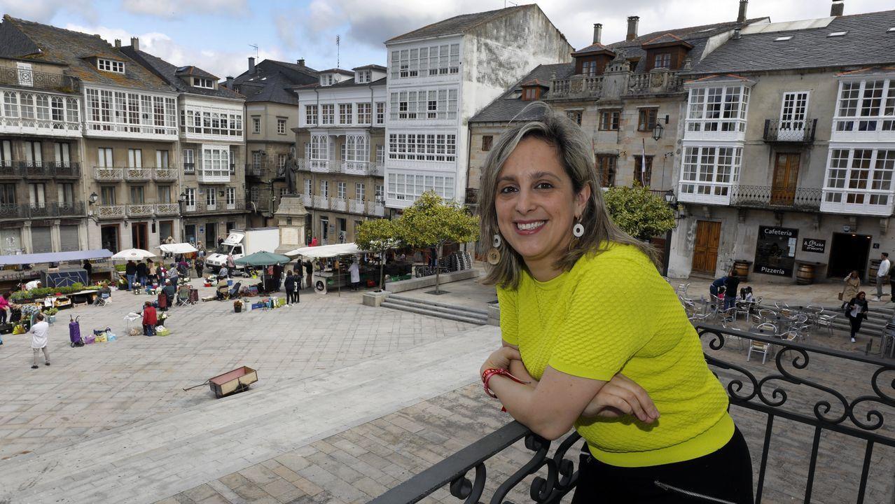 El Resurrection Fest deja una de las imágenes más bonitas del verano.María Loureiro, alcaldesa y candidata del PSOE a las elecciones municipales de Viveiro