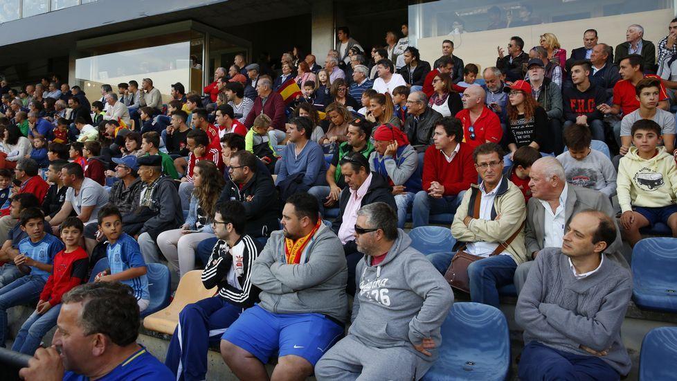 Búscate en la grada del partido de la selección española Sub-21 (Álbum 2)