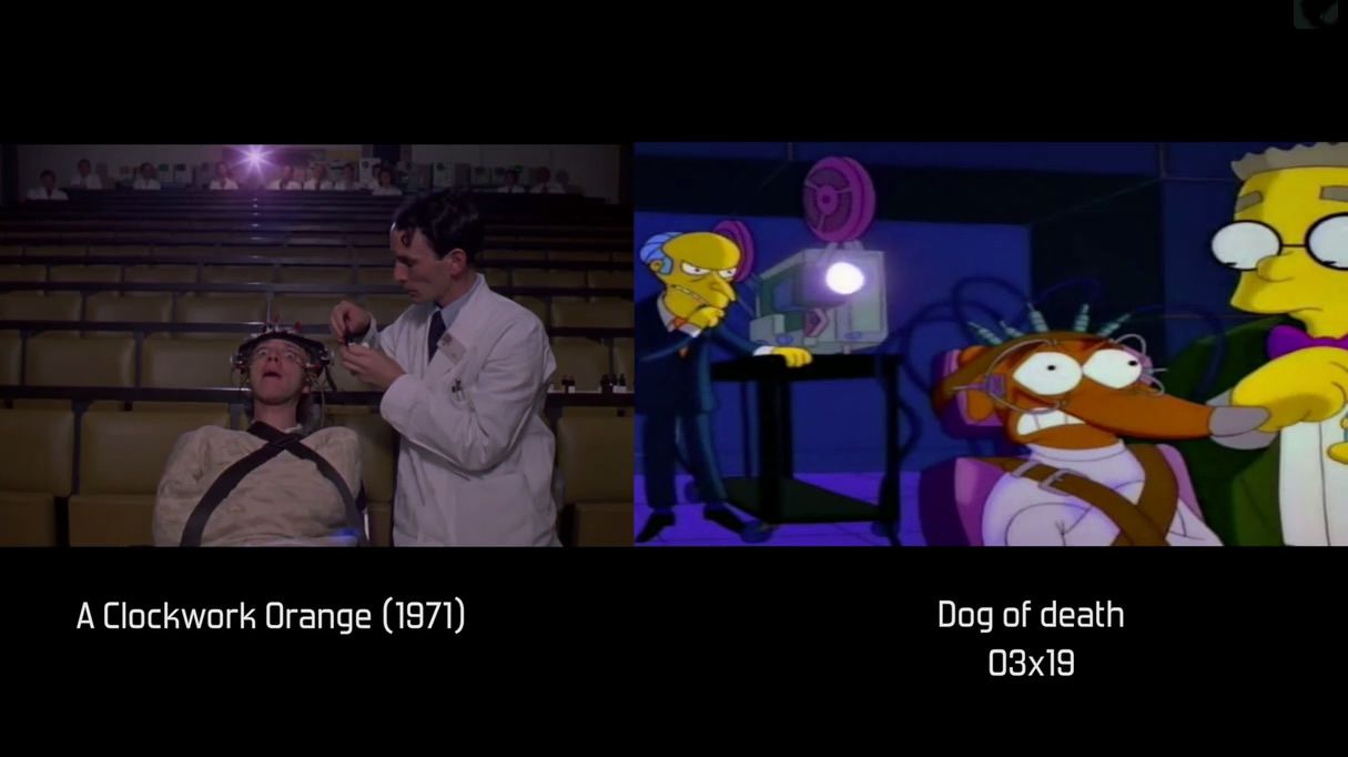 El cine, según «Los Simpsons»