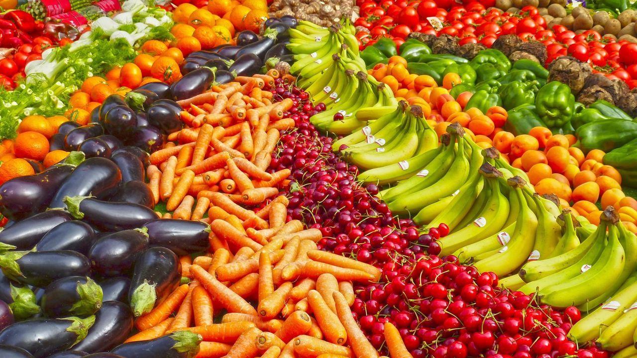 Bolsa de malla reutilizable para fruta y verdura disponible en los establecimientos Vegalsa-Eroski