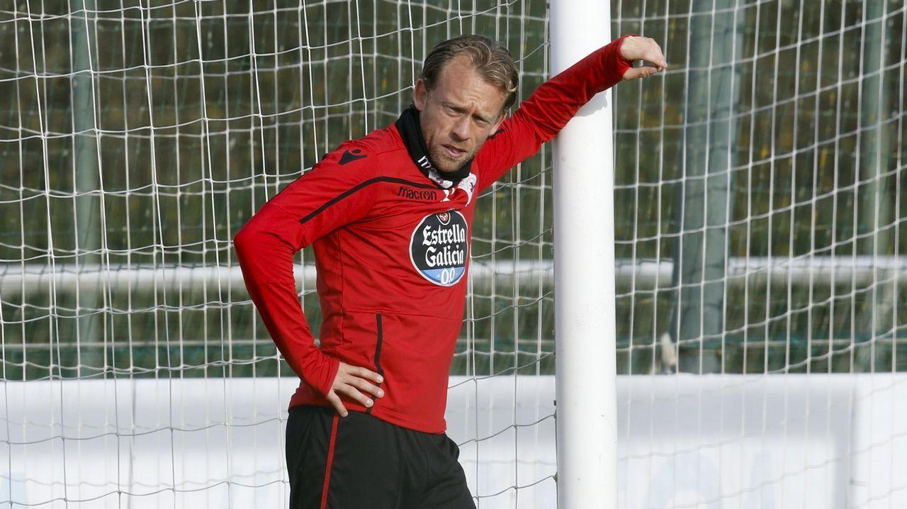 El mensaje de Hugo a la afición tras el triunfo ante el Villarreal.El Deportivo ha sumado un solo triunfo en Riazor durante los tres últimos meses