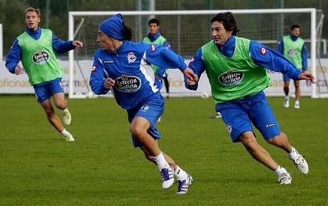 Guardado y Colotto dejaron el Deportivo y militarán en el Valencia y el Espanyol, respectivamente.