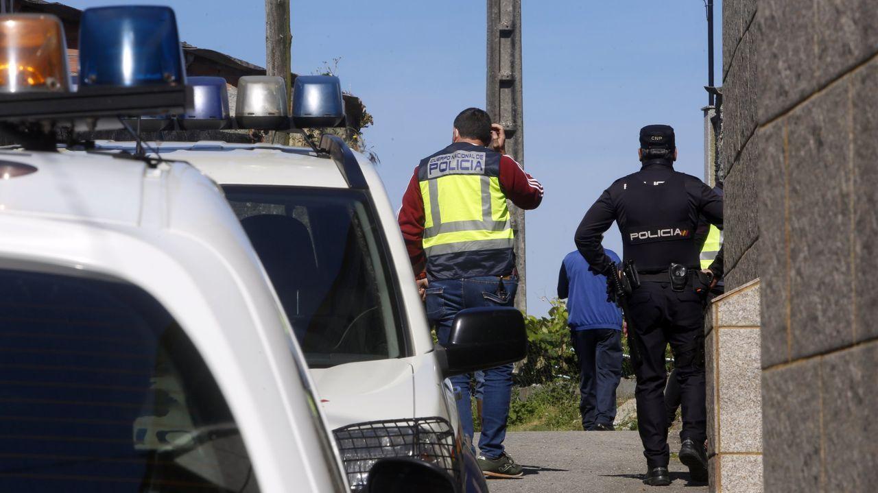 Detenido por agredir a la policía el hombre que se atrincheró en Cea armado con una escopeta
