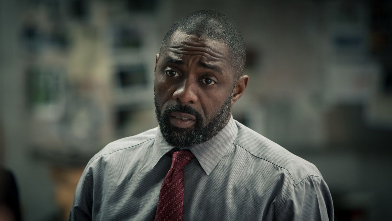 El actor Idris Elba