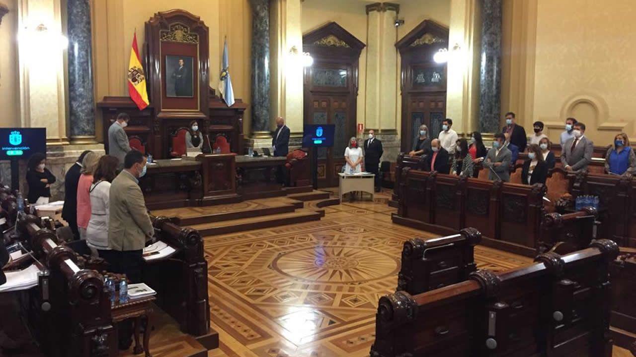 Vuelta al cole en Novo Mesoiro, en A Coruña