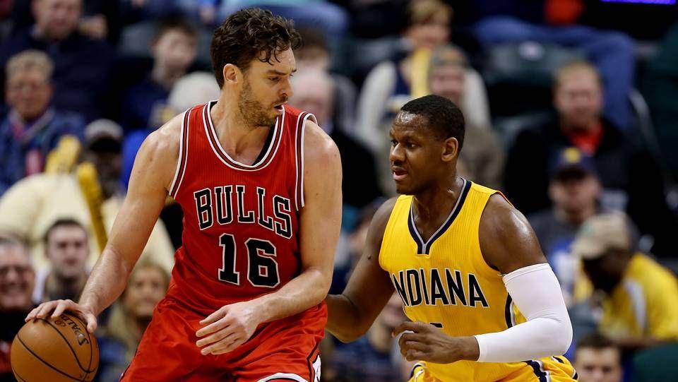 Kobe Bryant decide la victoria de los Lakers sobre los Pacers.Los Chicago Bulls de Pau Gasol se impusieron 111-113 a los Golden State Warriors.
