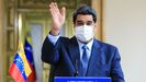 Nicolás Maduro salió en defensa de su testaferro colombiano Saab