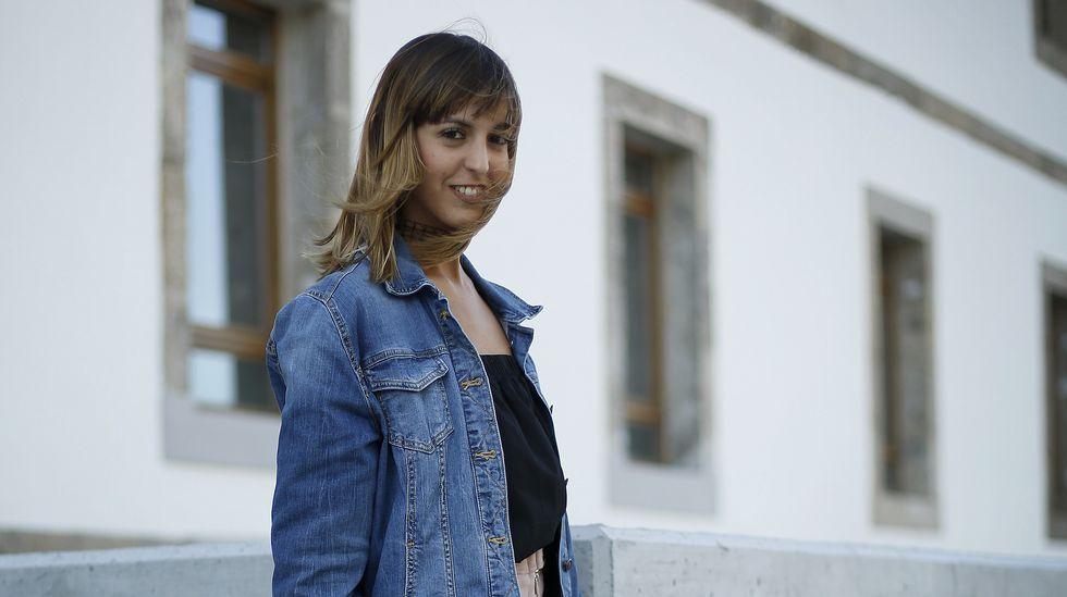 Cristina Pedroche desfila para Women Secret